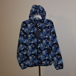NWT zara mens windbreaker